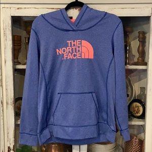 Woman's Northface Sweatshirt, size large